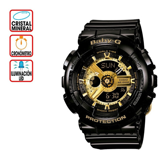 Reloj Casio Baby-g Life And Style Ba-110-1