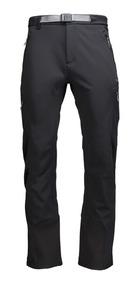 Pantalon Hombre Lippi Kimball Softshell Pant Negro I19