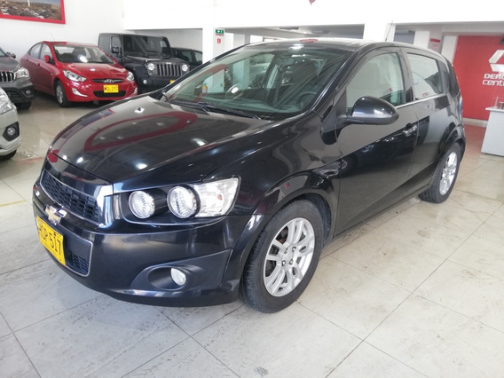Chevrolet Sonic At 1.600cc Hb