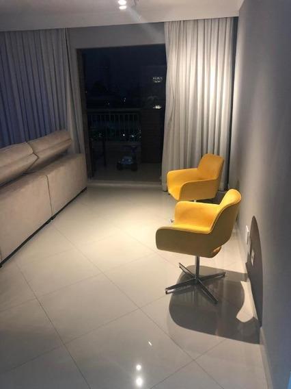 Apartamento Em Vila Canero, São Paulo/sp De 113m² 2 Quartos À Venda Por R$ 700.000,00 - Ap297422