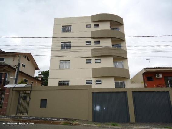 Apartamento Para Venda Em Ponta Grossa, São Jose, 3 Dormitórios, 1 Suíte, 2 Banheiros, 2 Vagas - 016_2-30852