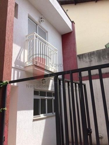 Imagem 1 de 15 de Casa Em Condominio - Vila Antonieta - Ref: 10435 - V-10435