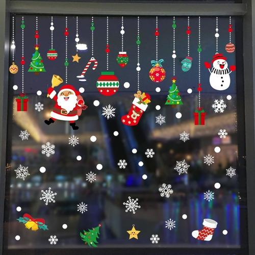 La Navidad Adorno Para Decoración Navideña De Ventana