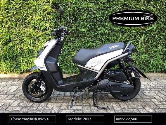 Yamaha Bws X 125 Mod 2017