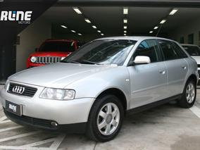 Audi A3 1.8 20v Gasolina 4p Manual 2003