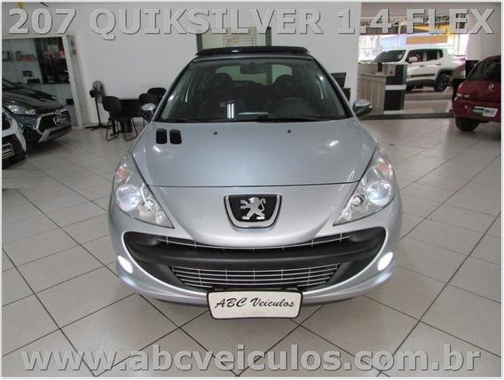 Peugeot 207 Quiksilver 1.4 - Ano 2011 - Bem Conservado