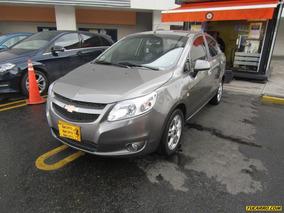 Chevrolet Sail Ltz 1.4 Mt