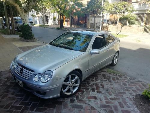 Mercedes Benz C220 Cdi Sport Coupe