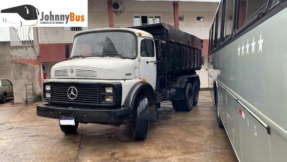 Caminhão Mercedes Benz 2220 Basculante Ano 1988 - Johnnybus