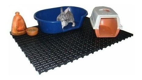 10 Pisos Modulares Para Petshop Banheira Pallet 50x25