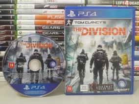 The Division Ps4 Jogo Original Playstation 4