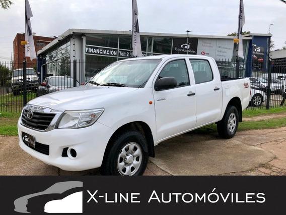 Toyota Hilux 2.5 Dx 4x4 Dc Tdi
