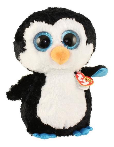 Pinguim Pelúcia (ty Beanie)