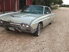 Ford Thunderbirt 1963