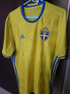 Camisa Suécia adidas