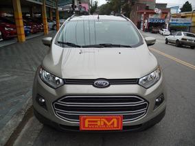 Ford New Ecosport Se 1.6 Flex Automática 2016