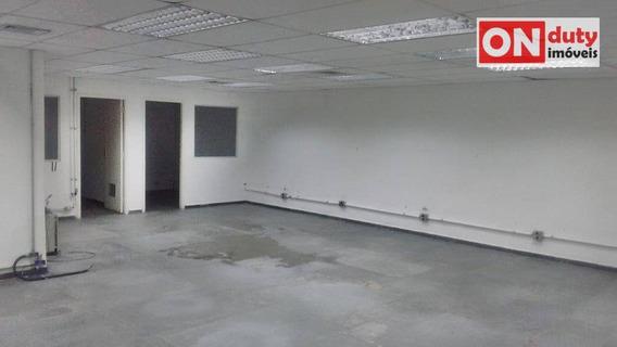 Loja Comercial Para Venda E Locação, Centro, Santos. - Lo0008