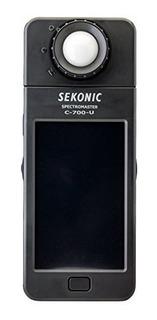 Medidor De Color Spectromaster Sekonic C700u 4
