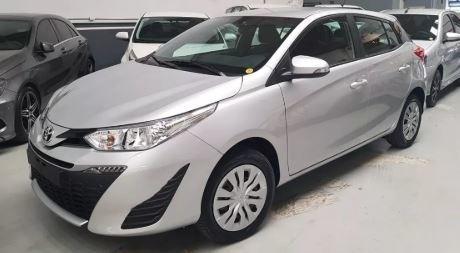 Toyota Yaris Xs 1.5 6m/t 5p (2019)
