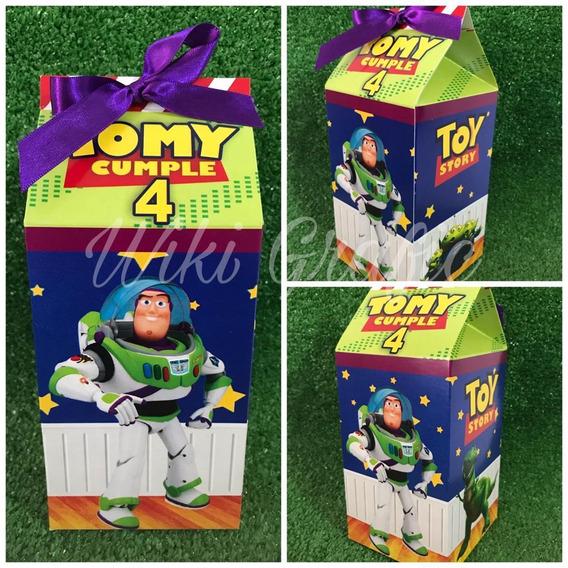 Toy Story Buzz Lightyear Bolos 30 Cajas