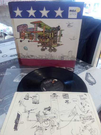 Lp Jefferson Airplane- After Bathing (import U.s.a)