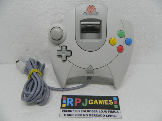 Controle Original Para Sega Dreamcast - Loja No Centro Rj