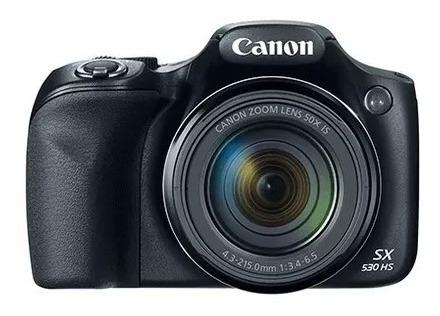 Canon Powershot Sx530 Hs Com Wifi