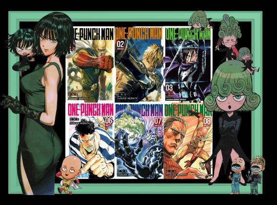 Manga One Punch Man Tomos 1 Al 13 Panini Precio X Unidad