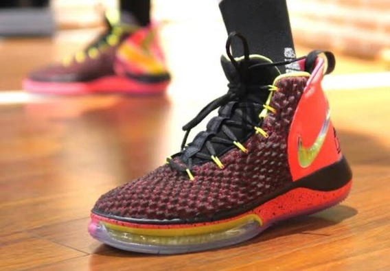 Calzado Nike Alphadunk