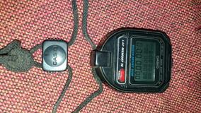 Cronômetro Antigo 1987 Casio Lap Memory 10