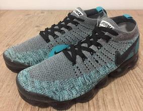Tênis Nike Vapormax Flyknit 2.0 Gray 41br Sem Caixa