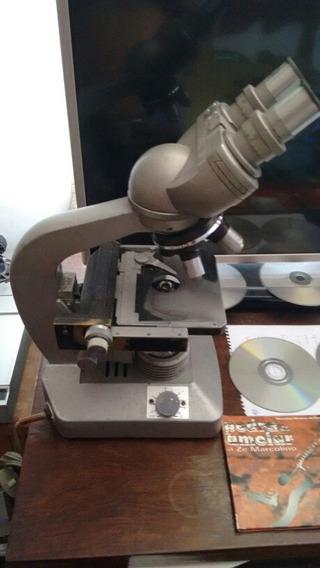 Microscopio Olympus + Acessórios