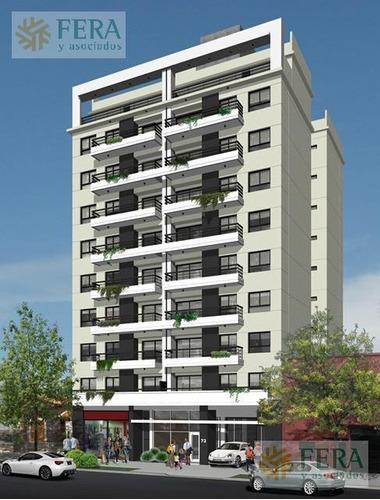 Venta De Departamento 3 Ambientes Con Balcón Con Construccion- Villa Dominico (24083)