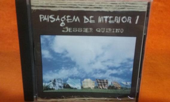 Cd Jessier Quirino - Paisagem Do Interior 1 E 2