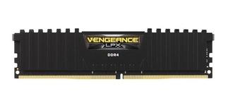 Memoria RAM 8 GB 1x8GB Corsair CMK8GX4M1A2400C16