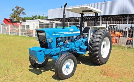 Trator New Holland/ford 6600 4×2 Ano1984 Direção Hidraulica