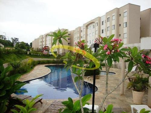 Imagem 1 de 30 de Apartamento Com 2 Dormitórios À Venda, 46 M² Por R$ 190.000,00 - Jardim Petrópolis - Cotia/sp - Ap1399