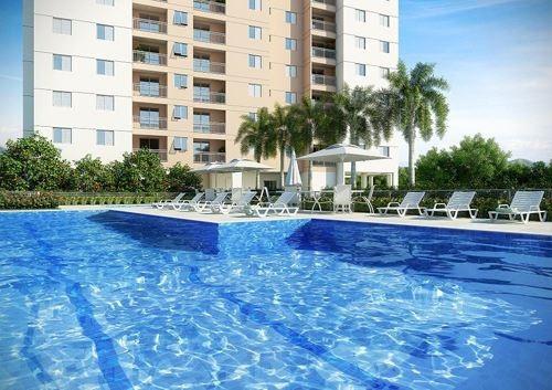 Apartamento Parque Prado 3 Dormitórios Com Suite E Varanda