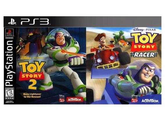 Jogo Play 3 Toy Story 2 X 1 Psn Cassico De Ps1 Promoção Aqui