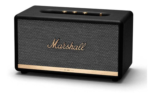 Marshall Parlante Stanmore Ii Bluetooth Color Negro / 1 Año