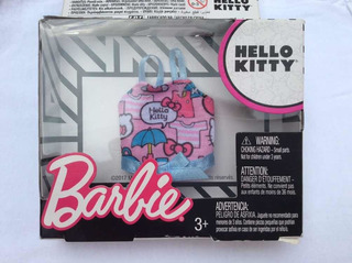 Barbie Fashion Pack Hello Kitty