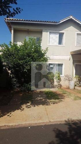 Imagem 1 de 19 de Casa Com 3 Dormitórios À Venda, 122 M² Por R$ 455.000 - Jardim Dos Hibiscos - Ribeirão Preto/sp - Ca1043