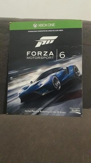 Forza Motorsport 6, Mídia Digital Original