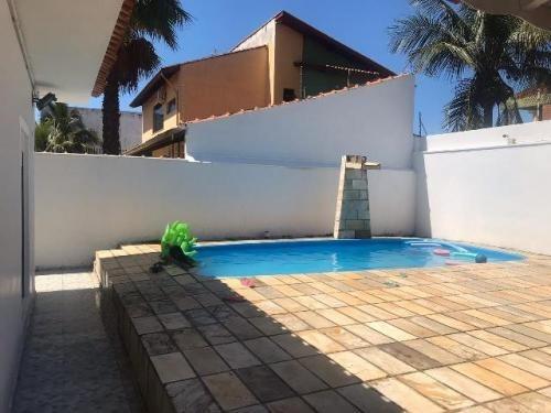 Imagem 1 de 14 de Casa Á 250 Mts Da Praia No Cibratel Em Itanhaém - 6100 Npc