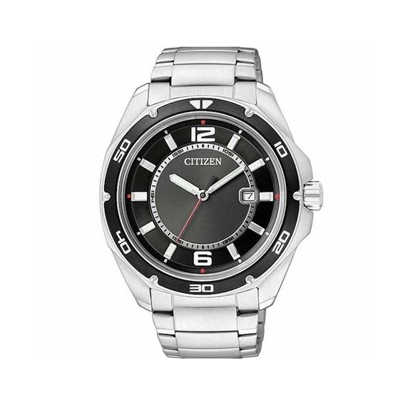 Relógio Citizen Masculino Gents Bk2520 53e Aço Prata Origina