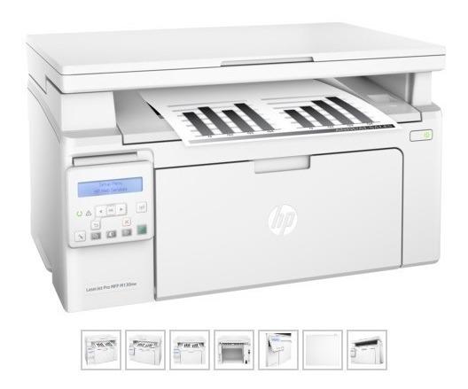 Impressora Multifunções Hp Laserjet Pro M130nw
