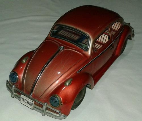 Antiguo Carro Volkswagen Juguete Hojalata Leer Descripcion
