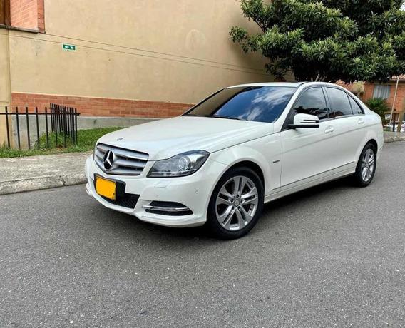Mercedes-benz Clase C C200 Cgi Avantgarden