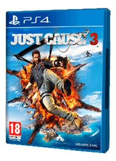 Just Cause 3 Ps4 Fisico Original