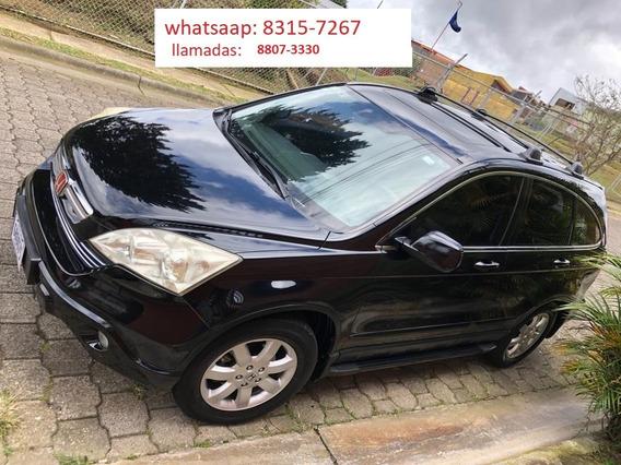 Honda Crv Version Full Extras, Excelente Estado